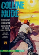 The Naked Hills - Italian Movie Poster (xs thumbnail)