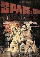Alien Attack - Movie Poster (xs thumbnail)