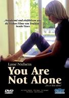 Du er ikke alene - German Movie Cover (xs thumbnail)