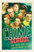 Crime School - Theatrical movie poster (xs thumbnail)