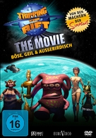 Tripping the Rift: The Movie - German Movie Cover (xs thumbnail)