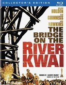 The Bridge on the River Kwai - Blu-Ray cover (xs thumbnail)