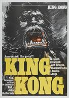 King Kong - Polish Movie Poster (xs thumbnail)
