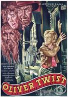 Oliver Twist - German Movie Poster (xs thumbnail)