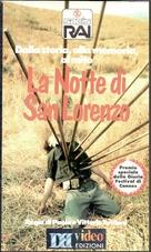 La notte di San Lorenzo - Italian Movie Cover (xs thumbnail)
