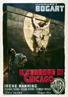 The Big Shot - Italian Movie Poster (xs thumbnail)
