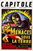 The Mole People - Belgian Theatrical poster (xs thumbnail)