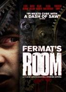 La habitación de Fermat - British Movie Poster (xs thumbnail)