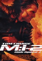 Mission: Impossible II - Brazilian Movie Poster (xs thumbnail)