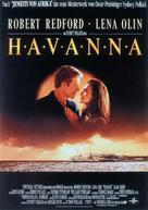 Havana - German Movie Poster (xs thumbnail)