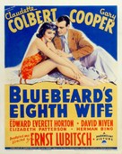 Bluebeard's Eighth Wife - Movie Poster (xs thumbnail)