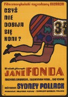 They Shoot Horses, Don't They? - Polish Movie Poster (xs thumbnail)