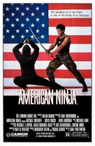 American Ninja - Movie Poster (xs thumbnail)