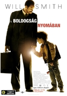 The Pursuit of Happyness - Hungarian Movie Poster (xs thumbnail)