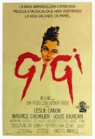 Gigi - Argentinian Movie Poster (xs thumbnail)