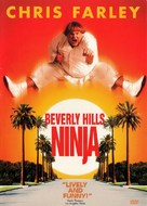 Beverly Hills Ninja - DVD cover (xs thumbnail)