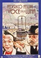 Voce della luna, La - Italian poster (xs thumbnail)