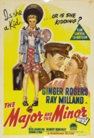 The Major and the Minor - Australian Movie Poster (xs thumbnail)