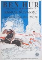 Ben-Hur - Swedish Movie Poster (xs thumbnail)