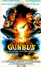 Sky Bandits - German VHS movie cover (xs thumbnail)