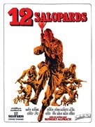 The Dirty Dozen - French Re-release movie poster (xs thumbnail)