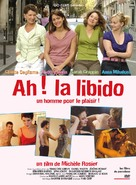 Ah! La libido - French Movie Cover (xs thumbnail)