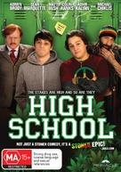 High School - Australian DVD cover (xs thumbnail)