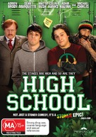 High School - Australian DVD movie cover (xs thumbnail)