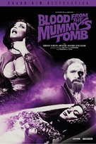 Blood from the Mummy's Tomb - British Movie Poster (xs thumbnail)
