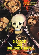 Passi di danza su una lama di rasoio - German Movie Poster (xs thumbnail)