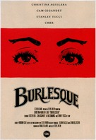 Burlesque - British Movie Poster (xs thumbnail)