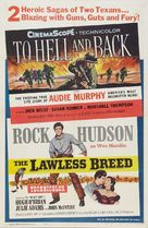 To Hell and Back - Combo movie poster (xs thumbnail)