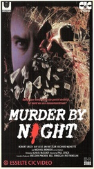 Murder by Night - Dutch VHS movie cover (xs thumbnail)