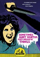 Sometimes Aunt Martha Does Dreadful Things - DVD cover (xs thumbnail)