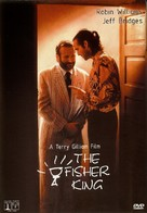 The Fisher King - DVD movie cover (xs thumbnail)