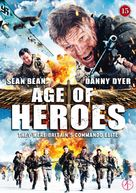 Age of Heroes - Danish DVD cover (xs thumbnail)