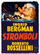 Stromboli - French Movie Poster (xs thumbnail)