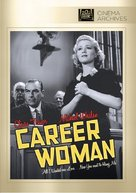 Career Woman - DVD cover (xs thumbnail)