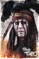 The Lone Ranger - Movie Poster (xs thumbnail)