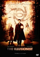 The Illusionist - Movie Cover (xs thumbnail)