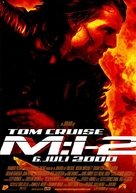 Mission: Impossible II - German Movie Poster (xs thumbnail)
