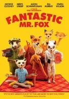 Fantastic Mr. Fox - DVD cover (xs thumbnail)