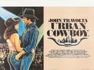 Urban Cowboy - British Movie Poster (xs thumbnail)
