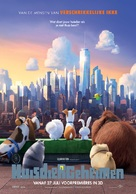 The Secret Life of Pets - Dutch Movie Poster (xs thumbnail)