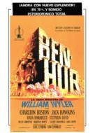 Ben-Hur - Spanish Movie Poster (xs thumbnail)