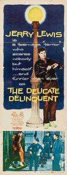 The Delicate Delinquent - Movie Poster (xs thumbnail)