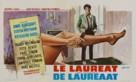 The Graduate - Belgian Movie Poster (xs thumbnail)