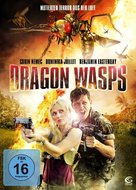 Dragon Wasps - German DVD cover (xs thumbnail)