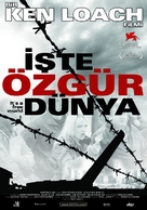 It's a Free World... - Turkish Movie Poster (xs thumbnail)