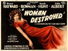 Smash-Up: The Story of a Woman - British Movie Poster (xs thumbnail)